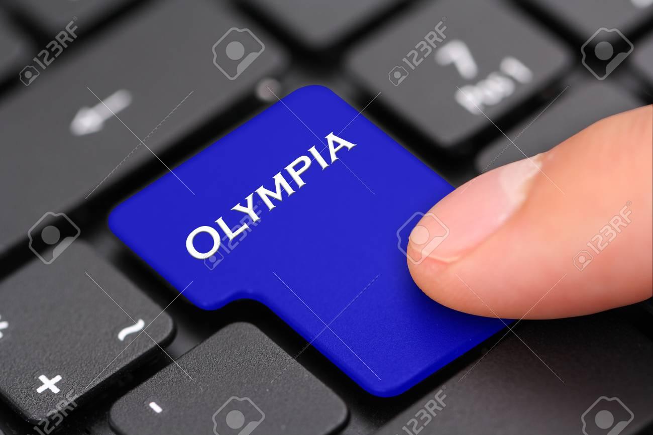 Olympia Stock Photo - 13716815