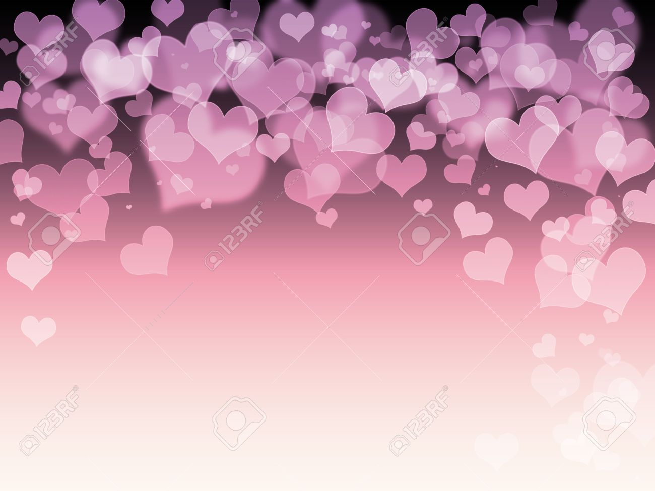 romance hearts love background stock photo picture and royalty free