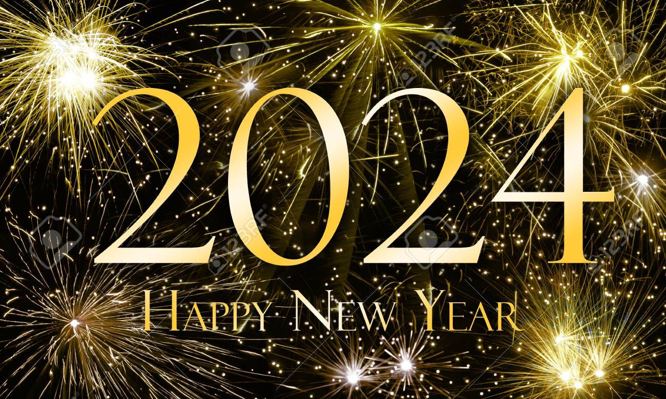 Happy New Year 2024