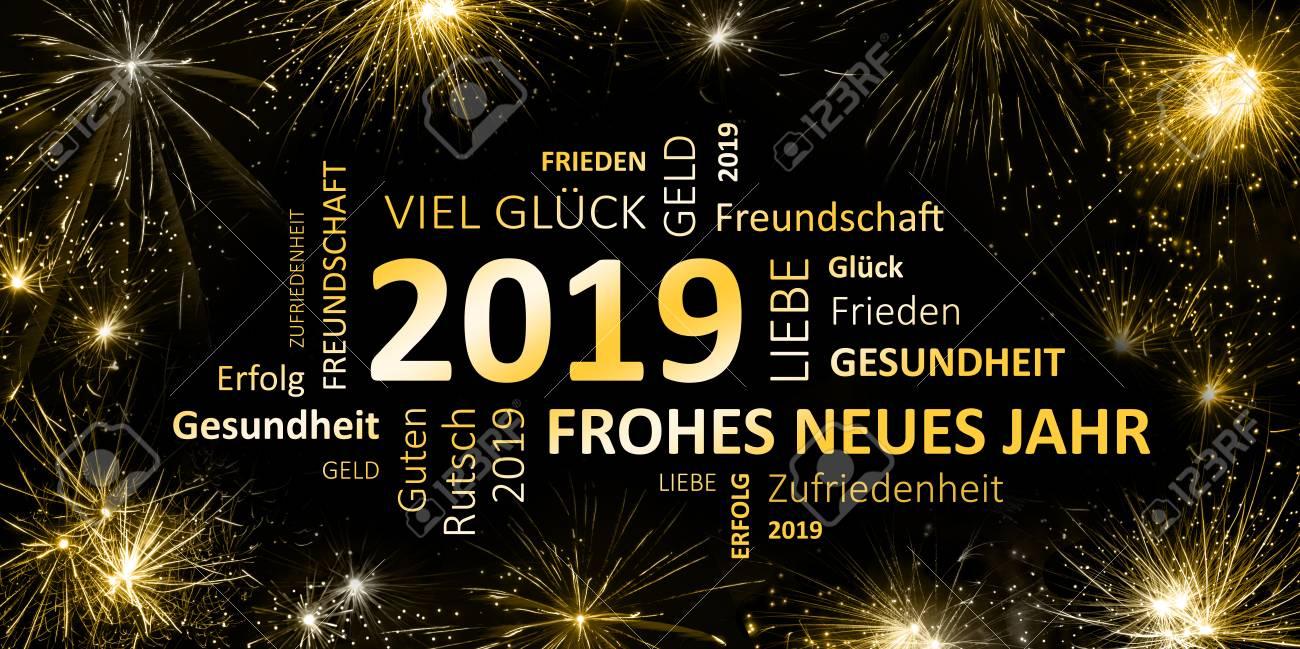 Bildergebnis für frohes neues jahr 2019
