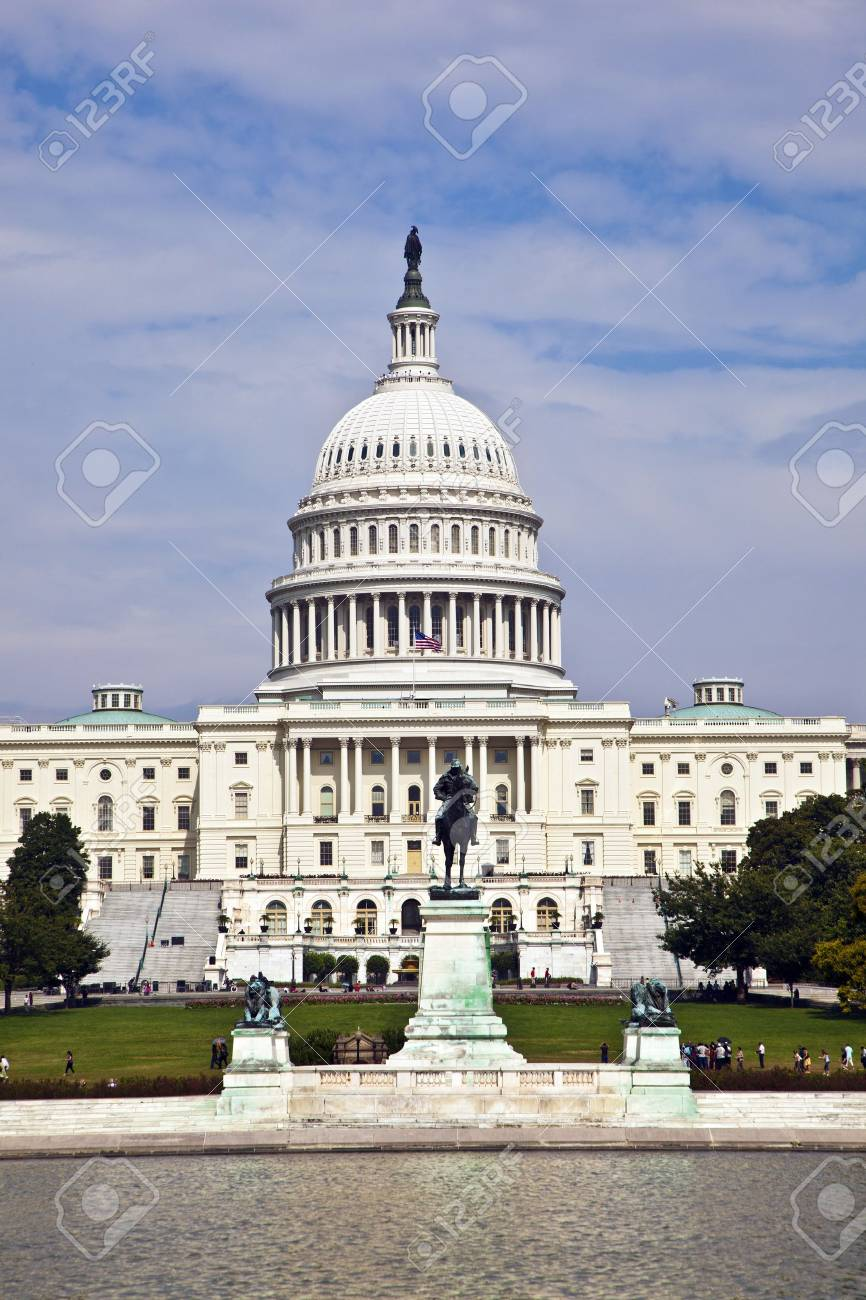 the Capitol in Washington Stock Photo - 9173480