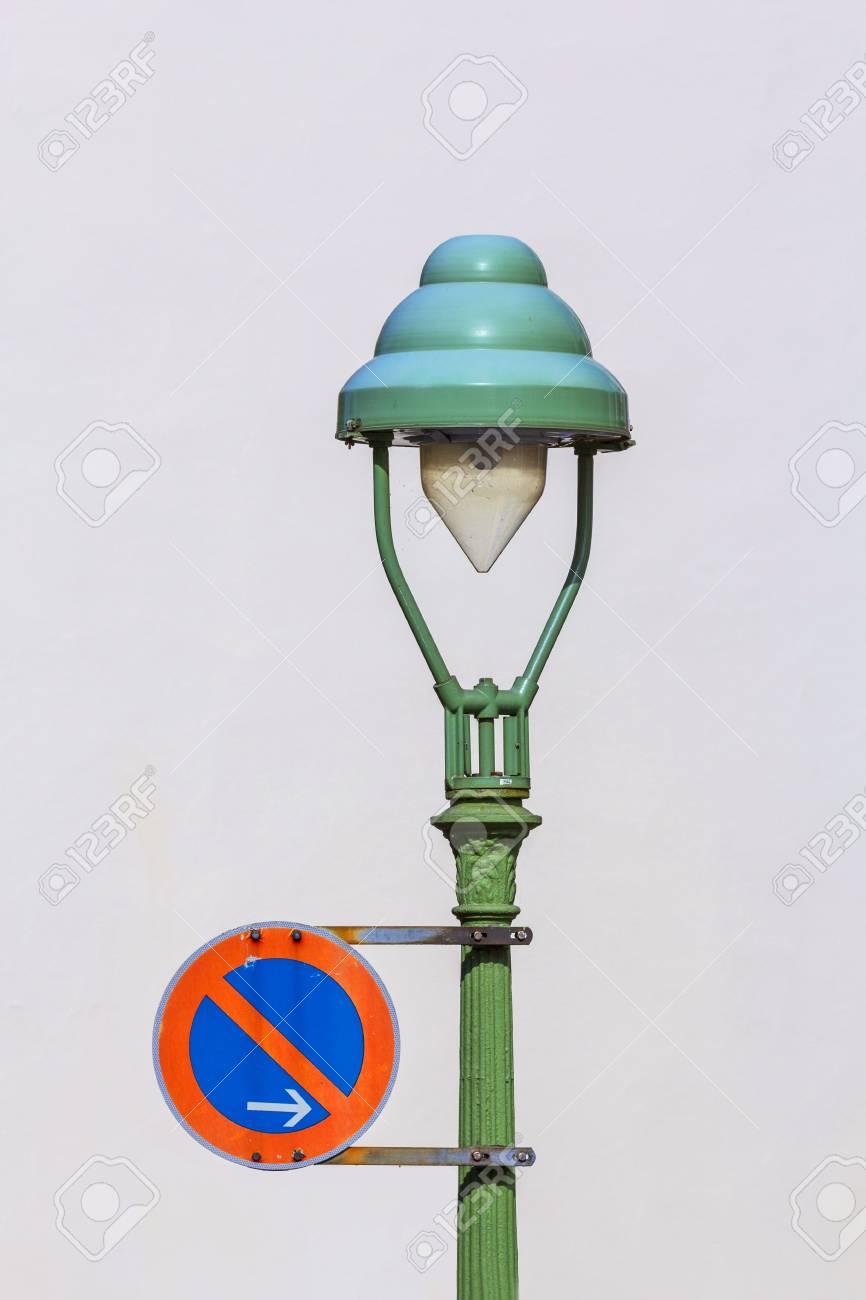 historic street lantern in Bonn Stock Photo - 15523701