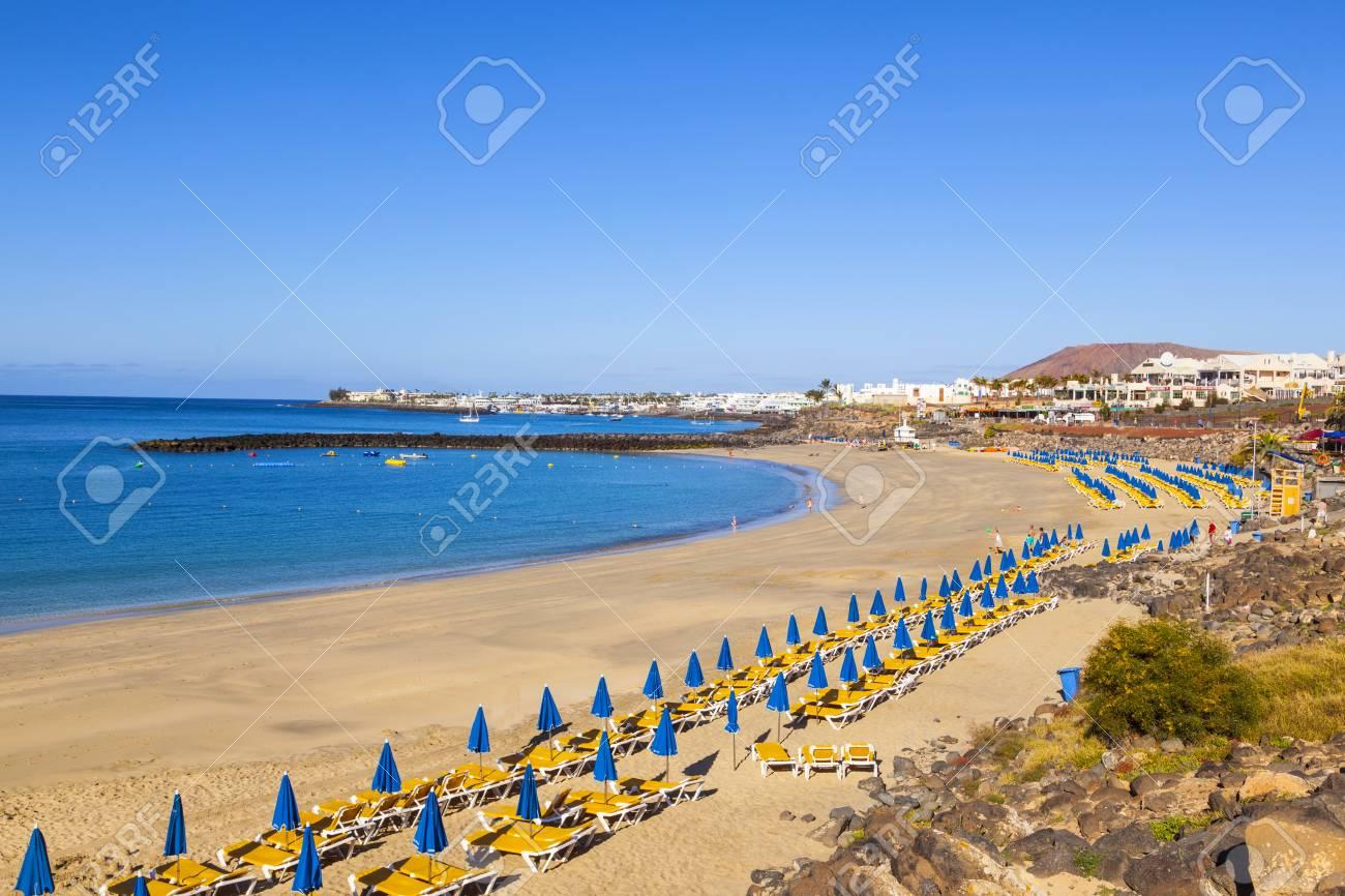 playa marzo espana
