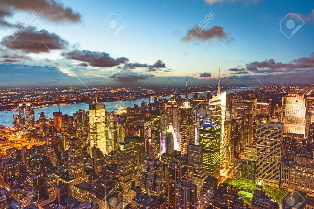 ニューヨーク、アメリカ合衆国 -...