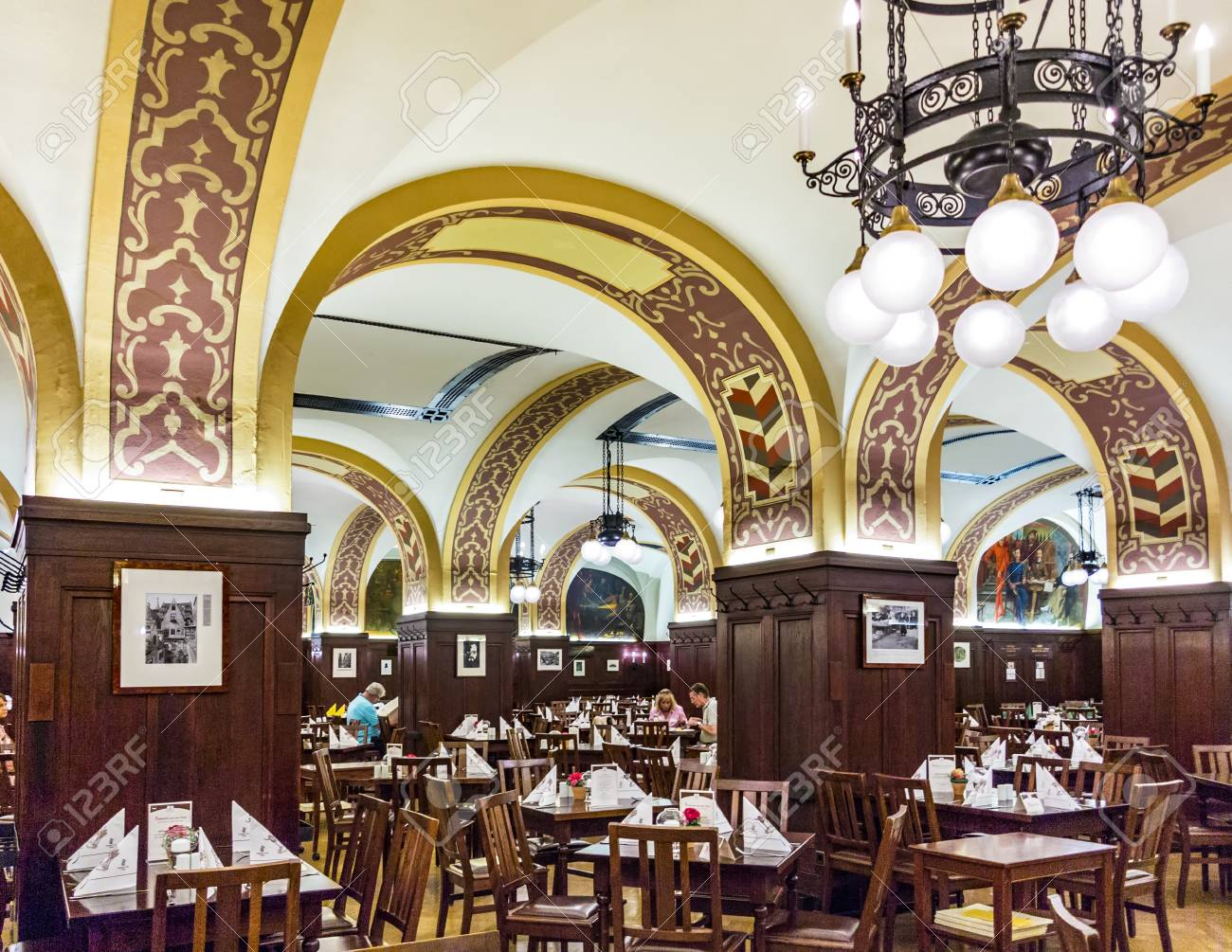 Leipzig Germany Aug 24 2013 The Famous Restaurant Auerbachs Stock Photo Picture And Royalty Free Image Image 70710082
