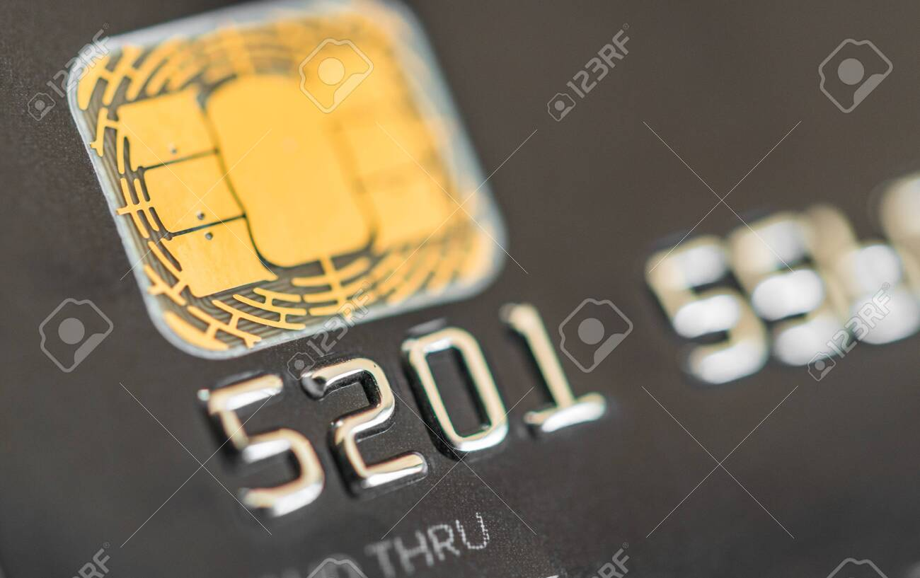 Close up of credit cards. Concept of business, finance, shopping, and commerce. - 129717228