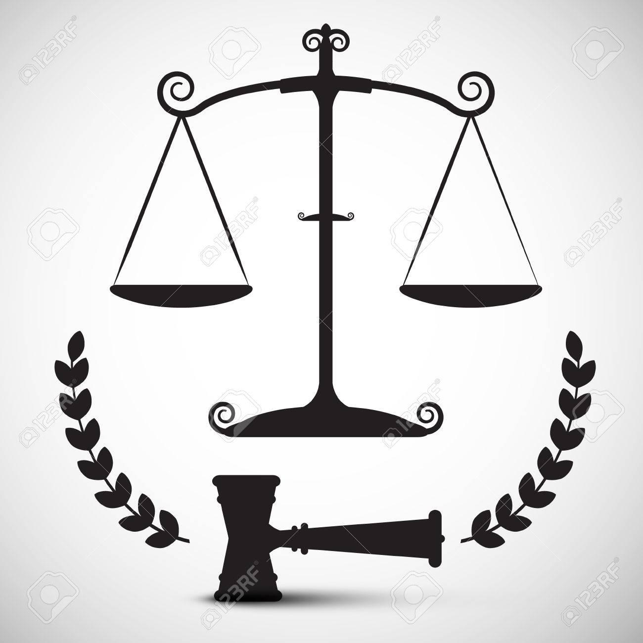 Justice scales symbol vector law hammer gavel pictogram royalty justice scales symbol vector law hammer gavel pictogram stock vector 61924893 buycottarizona Gallery
