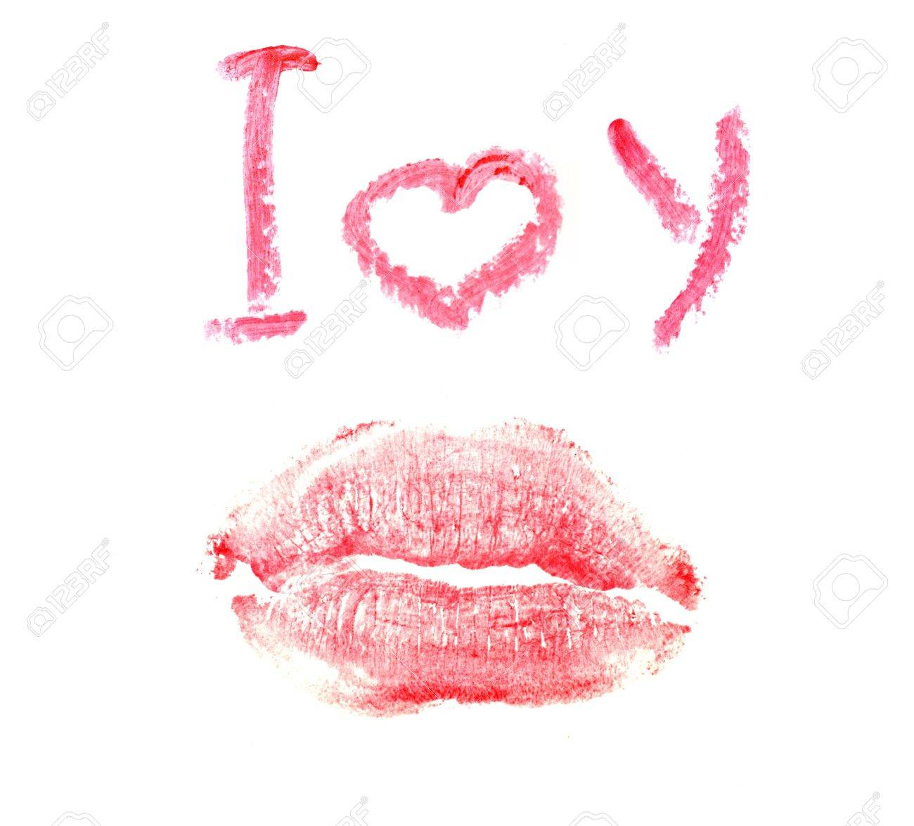 Außergewöhnlich Valentinstag, Valentine Karte, Isoliert, Liebe Schreiben, Liebling  Lizenzfreie Bilder