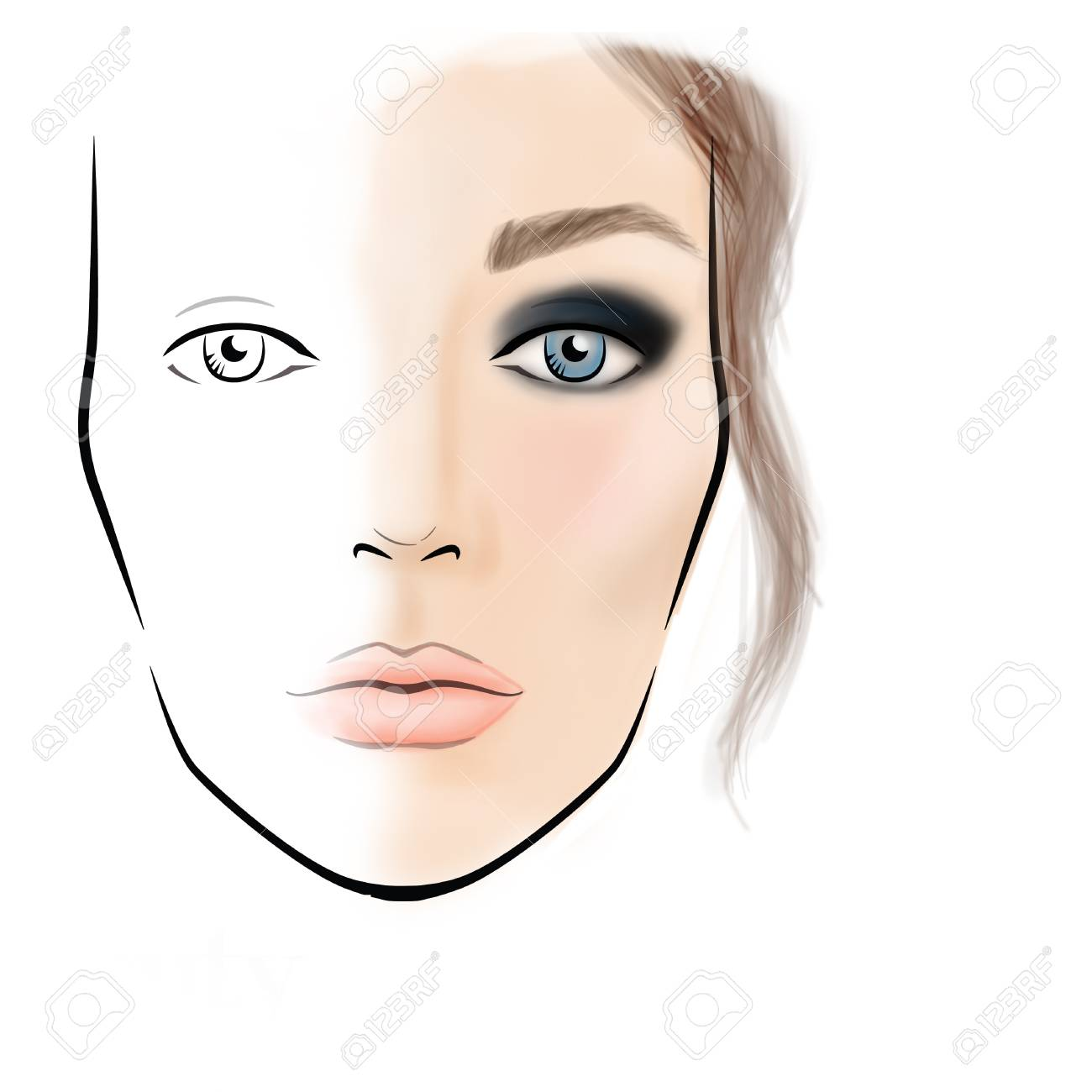 Tolle Beispiel Make Up Künstler Wieder Aufnehmen Fotos - Entry Level ...