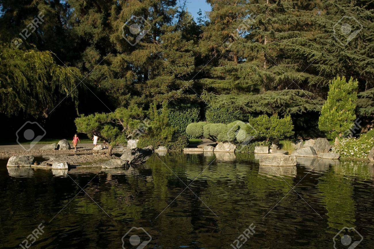 Enchanting Japanese Friendship Garden San Diego Image - Brown Nature ...