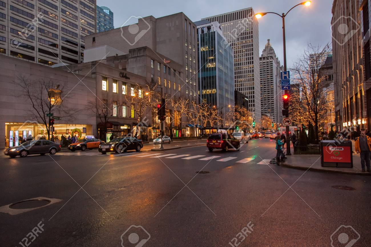 Chicago Loop is one of 77 officially designated community areas located in the City of Chicago, Illinois, United States Stock Photo - 18145457