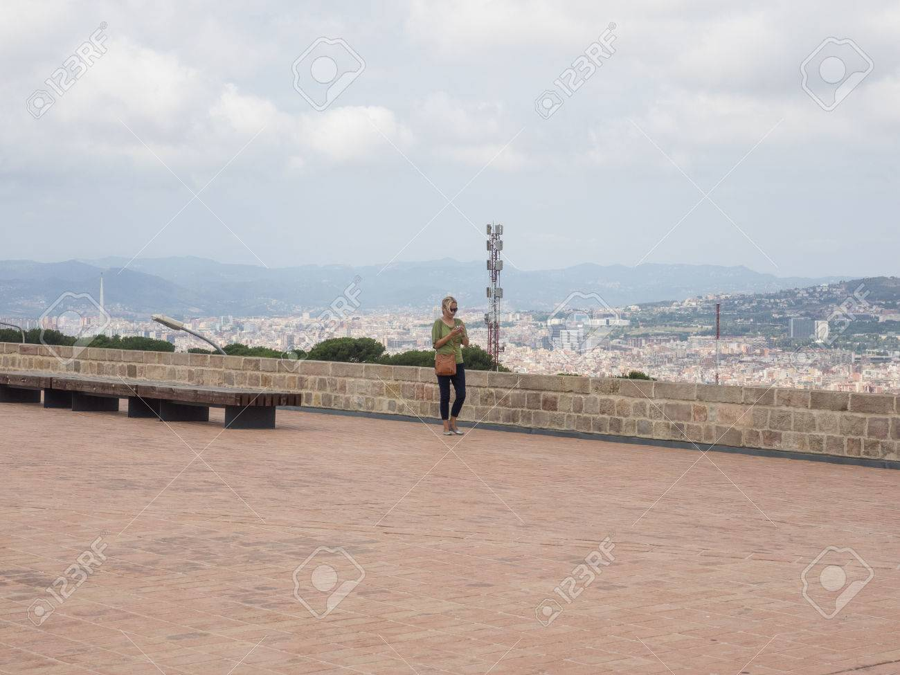 Superb Montjuïc Castle Is An Old Military Fortress Built On Top Of Montjuïc Hill In  Barcelona, Awesome Ideas