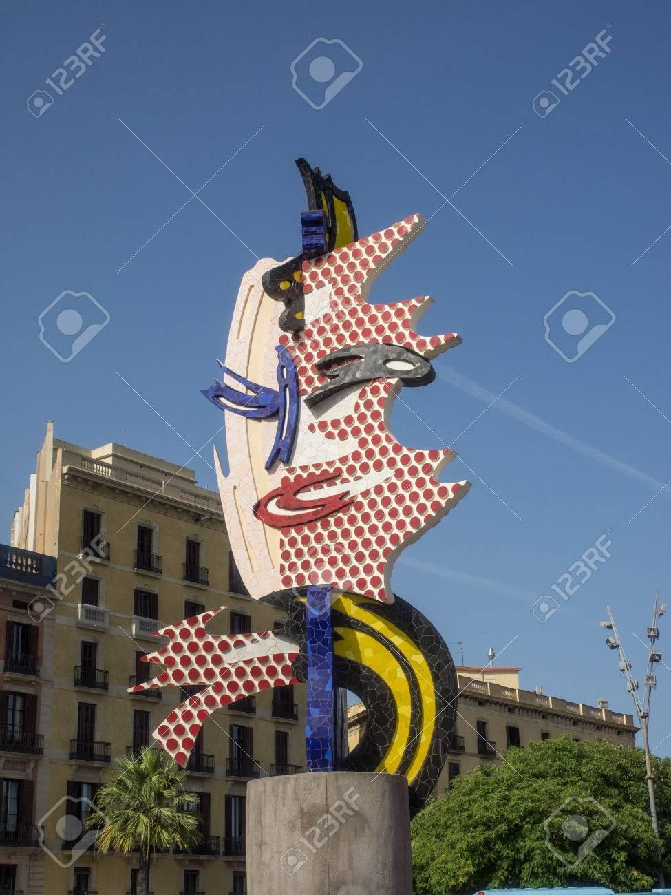 e45d426c29d Stock Photo - The Head of Barcelona