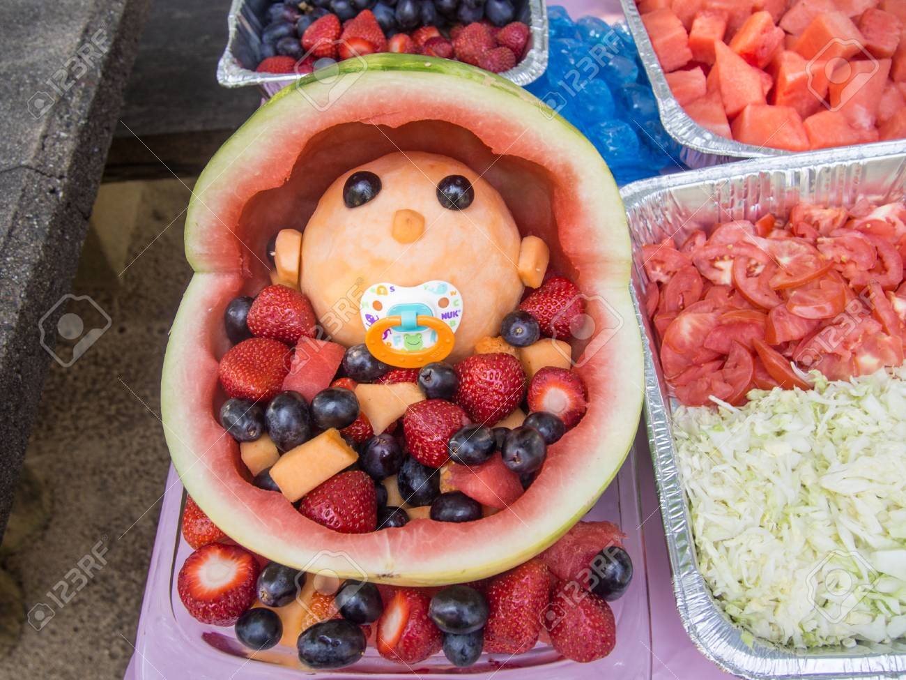 Watermelon Baby Carriage Is Just Waiting To Get Rolled Into A ...