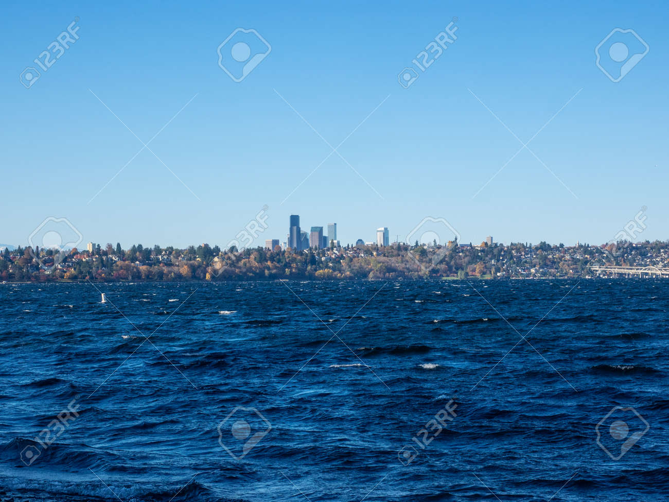 Seward Park is a municipal park in Seattle, Washington, United States. Located in the city neighborhood of the same name, it covers 300 acres (120 ha; 0.47 sq mi). The park occupies all of Bailey Peninsula, a forested peninsula that juts into Lake Washington. - 161487345
