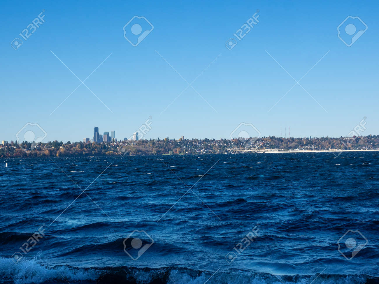 Seward Park is a municipal park in Seattle, Washington, United States. Located in the city neighborhood of the same name, it covers 300 acres (120 ha; 0.47 sq mi). The park occupies all of Bailey Peninsula, a forested peninsula that juts into Lake Washington. - 168590893