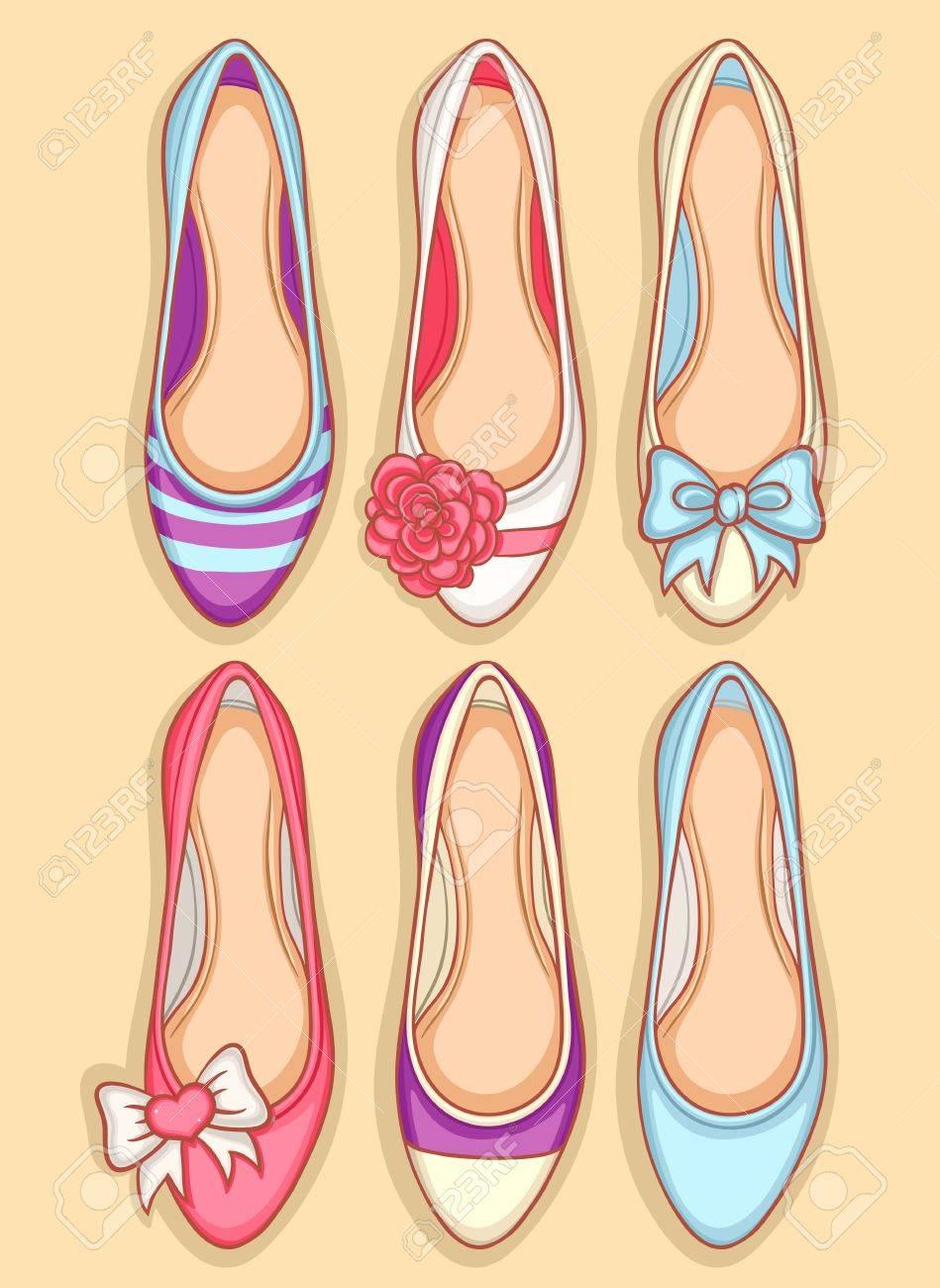 Beautiful seamless pattern with women - 19472849