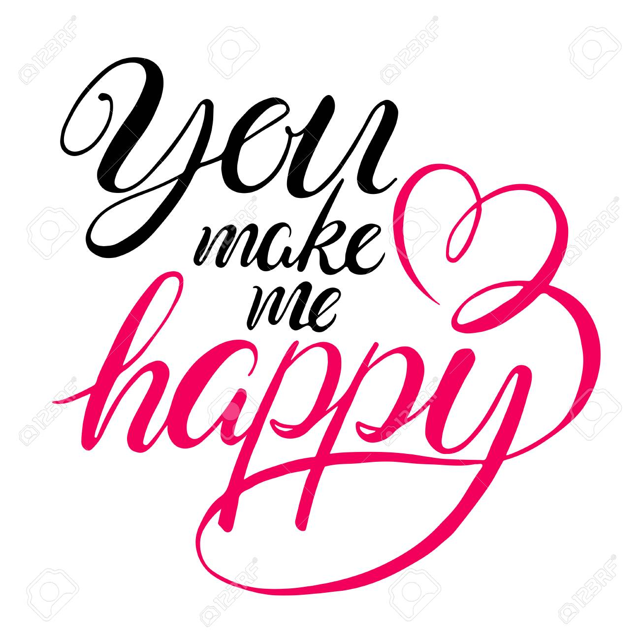 You Make Me Happy. Beautiful C...
