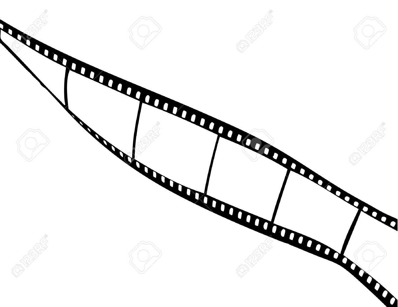 Film strip Stock Vector - 3232657