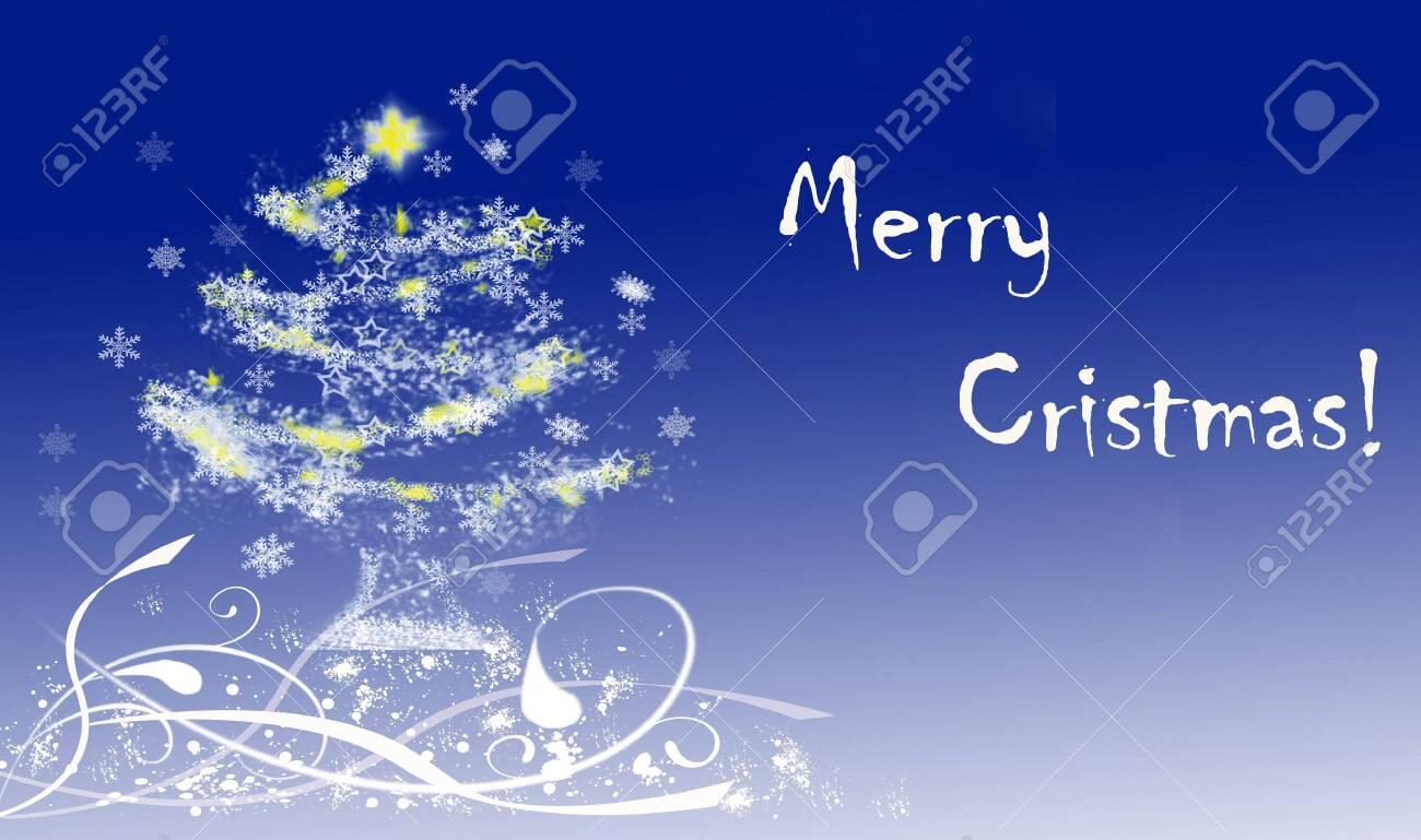 Christmas card Stock Photo - 3753345