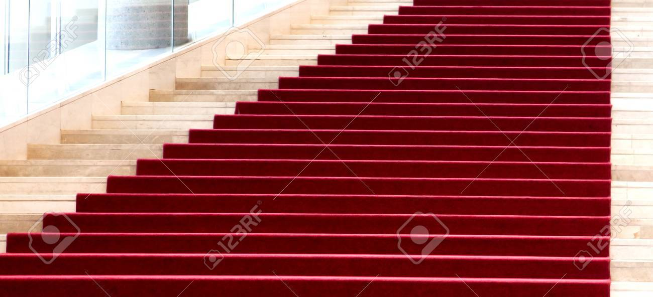 Red carpet Stock Photo - 6311111