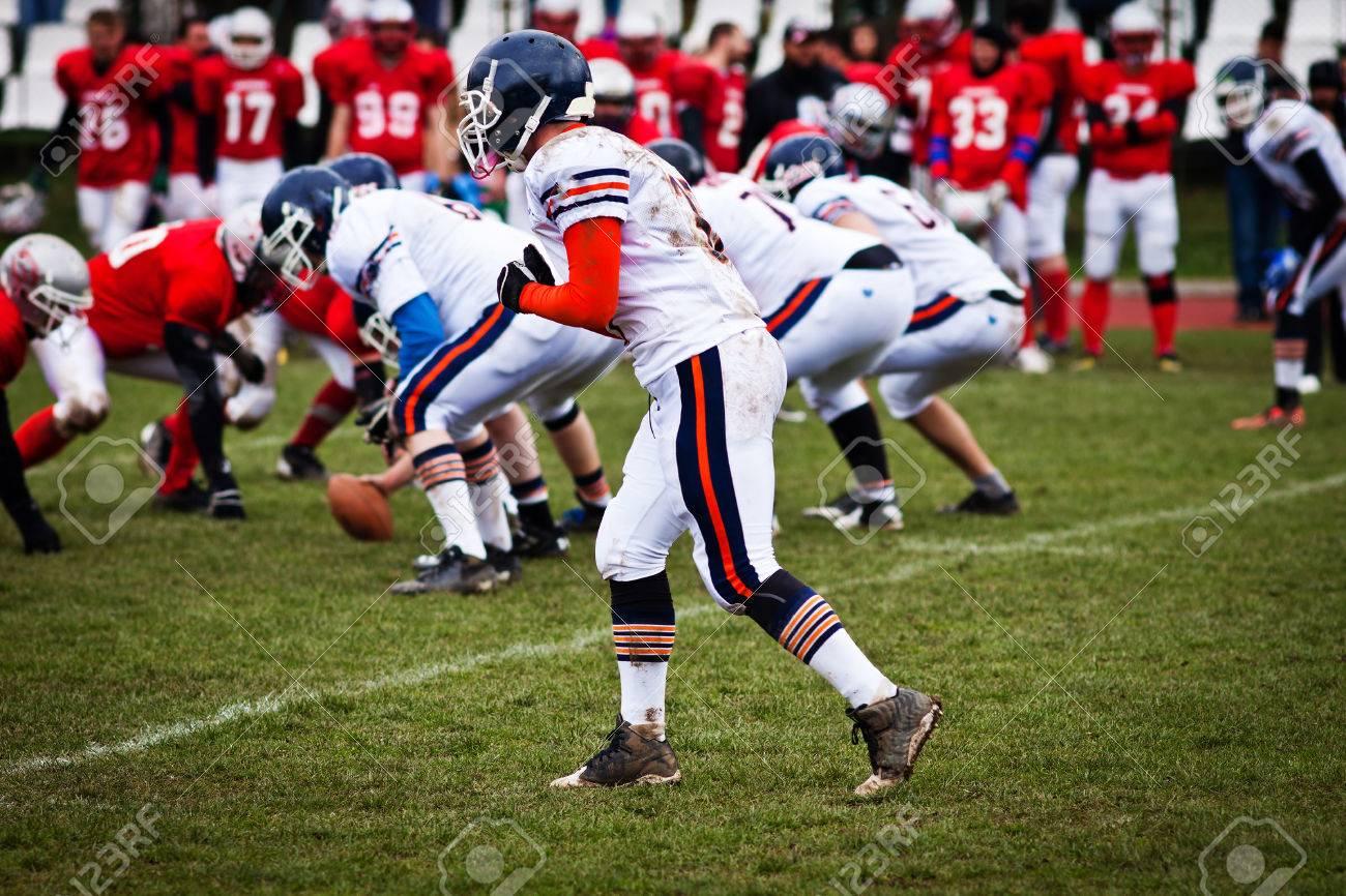 american football game - 38671125