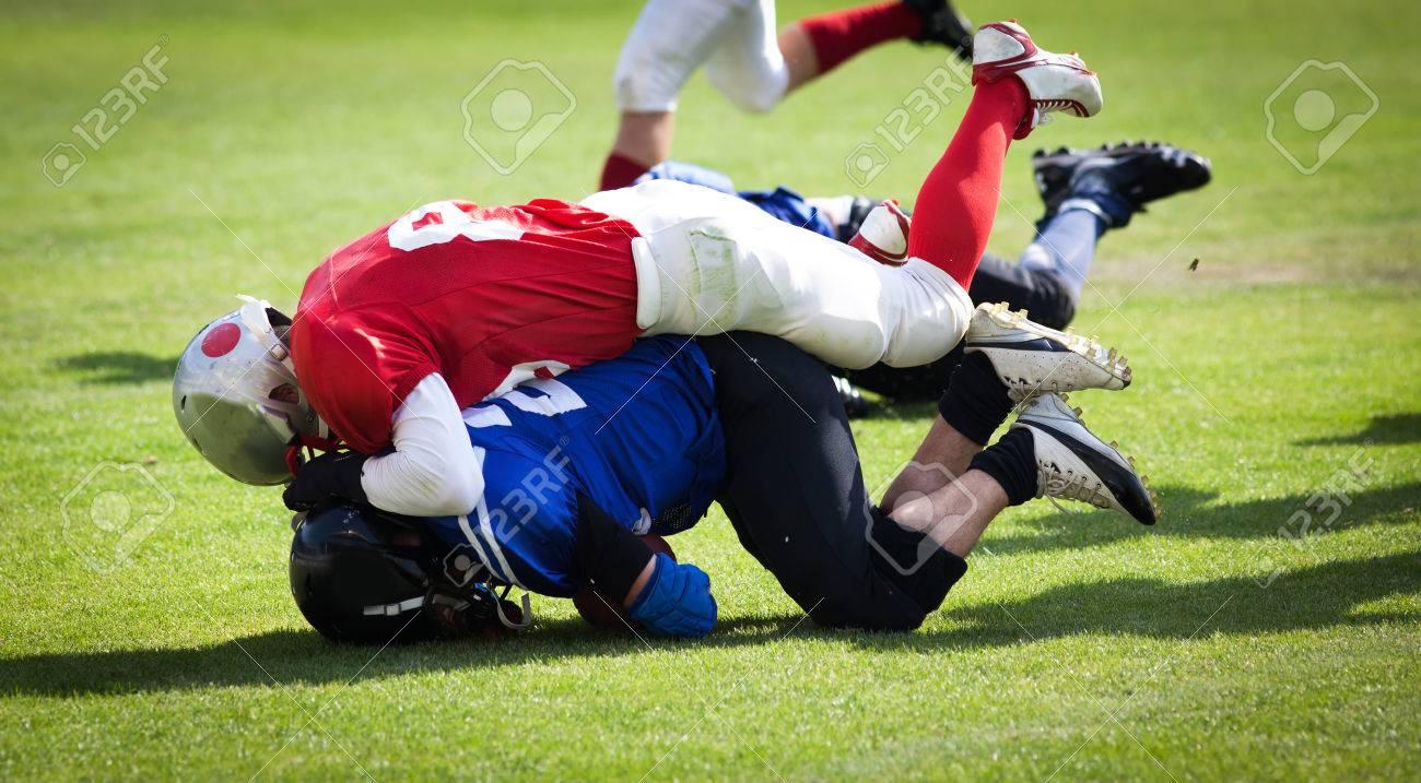 American football game - 41797404