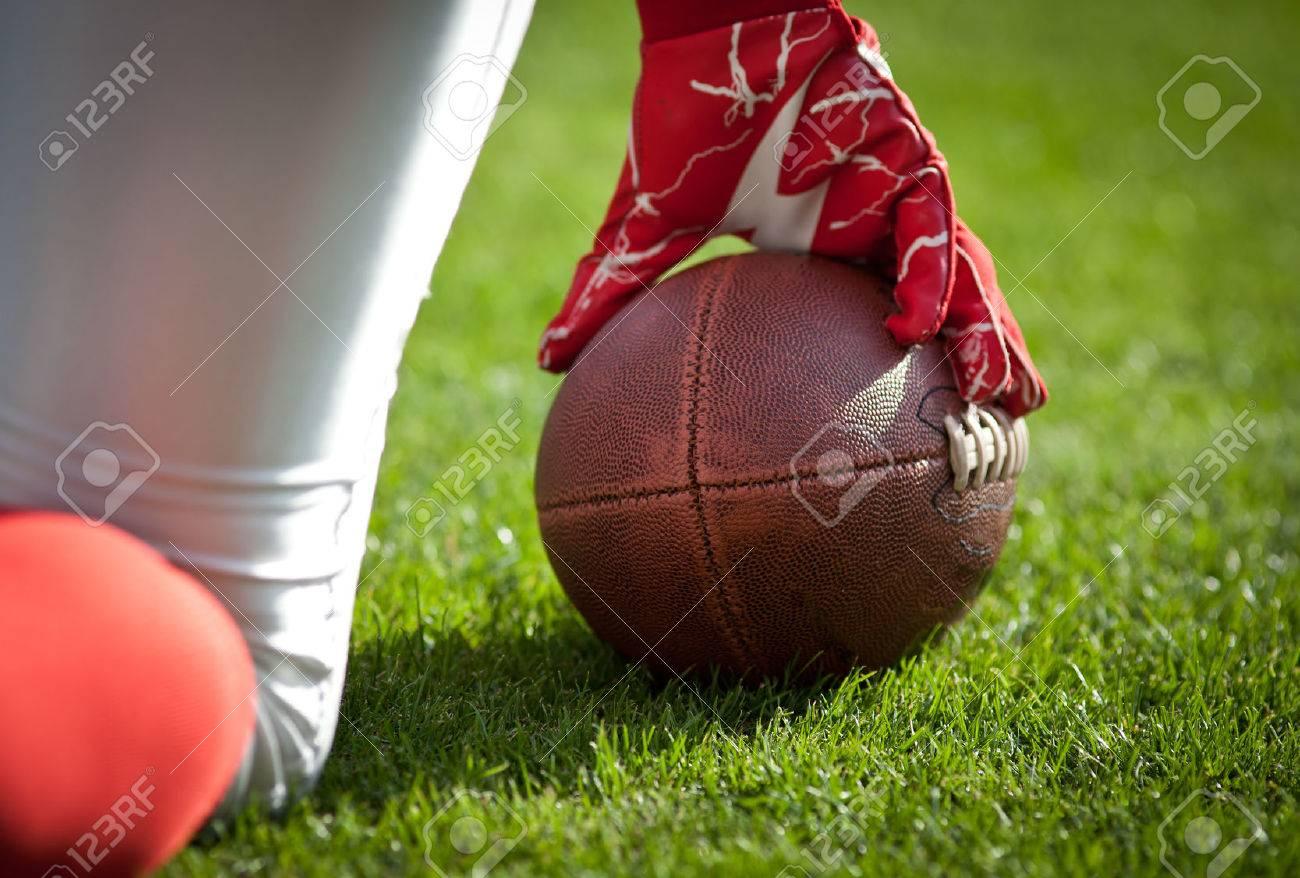 American football game - 41797744