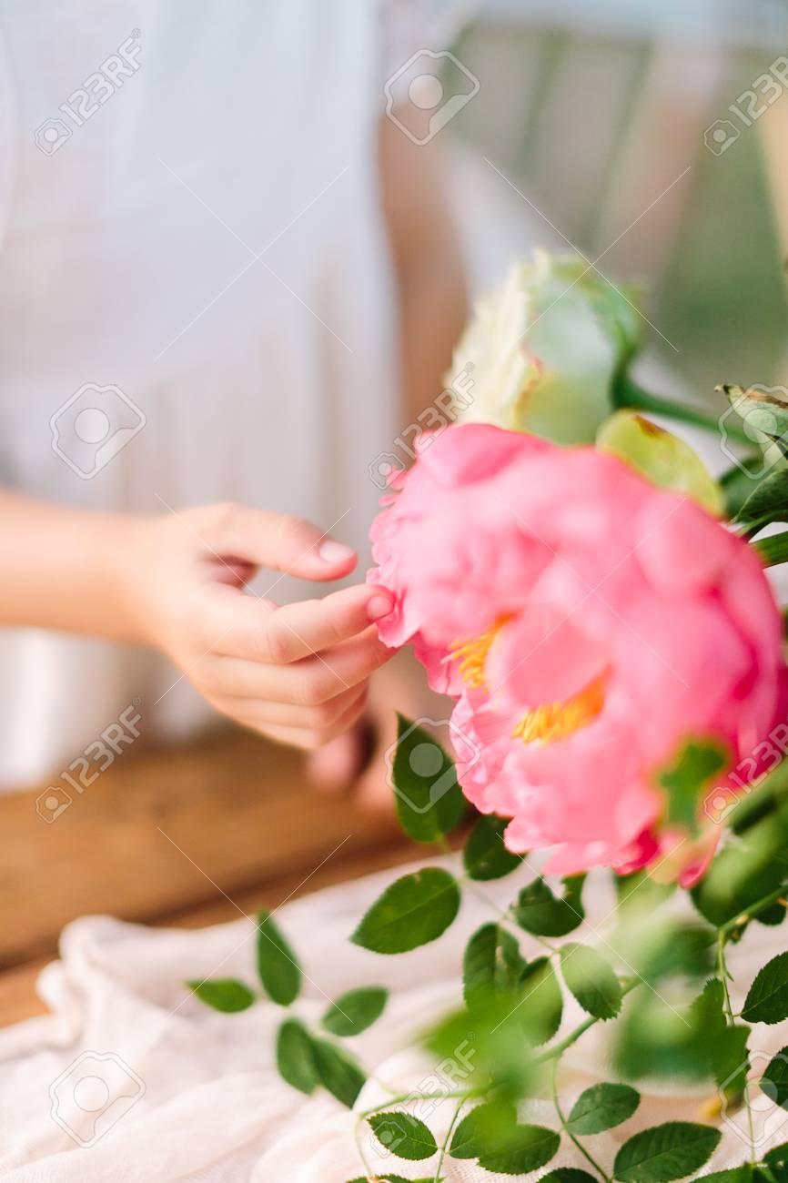 Boda, Cuidado De Los Niños, Diseño Floral, Celebración, Concepto De ...