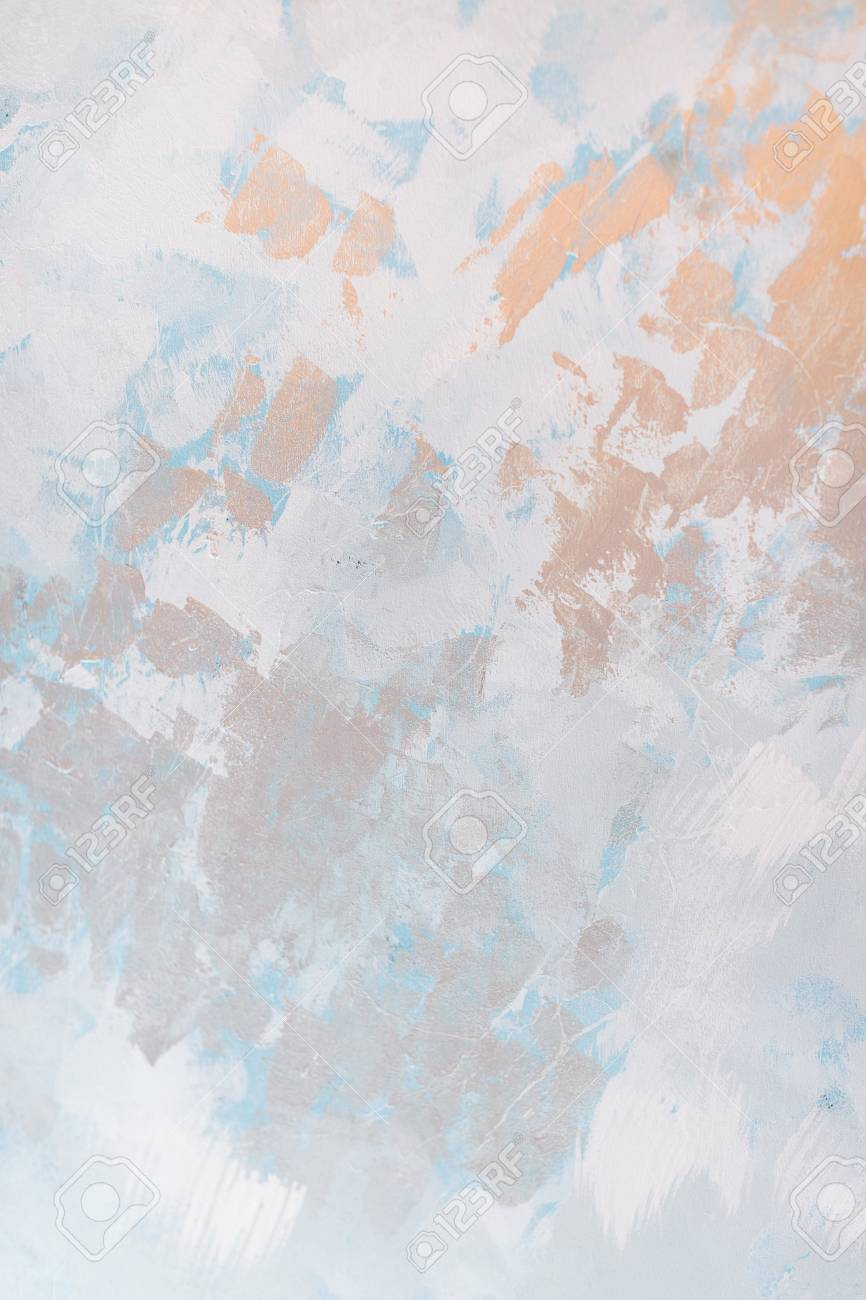 Free Space Design Abstract Concept Background In Light Pastel