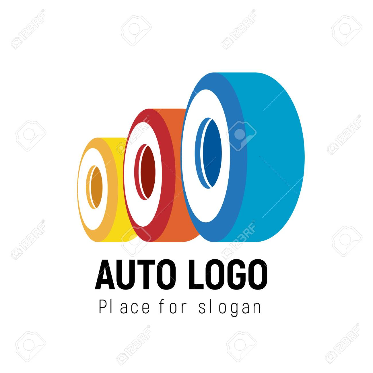 auto logo template logotype automobile shop workshop or repair rh 123rf com auto shop logo design auto body shop logo design