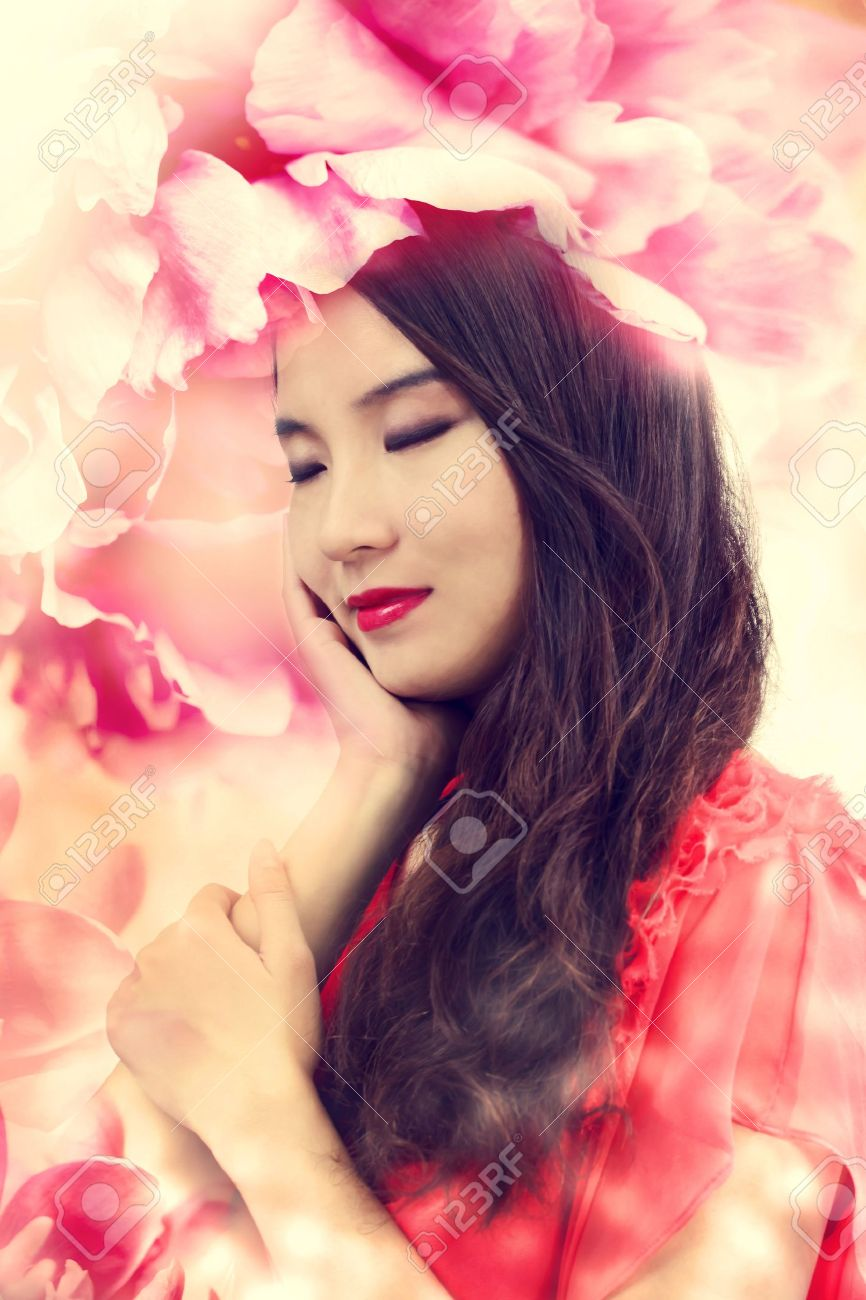 beautiful in elegant flowers stock photo picture and royalty