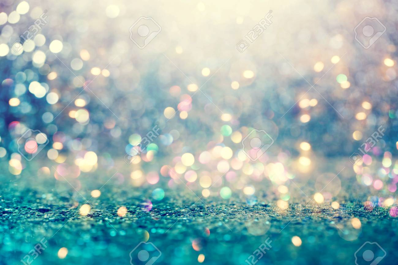 Beautiful abstract shiny light and glitter background - 90838625