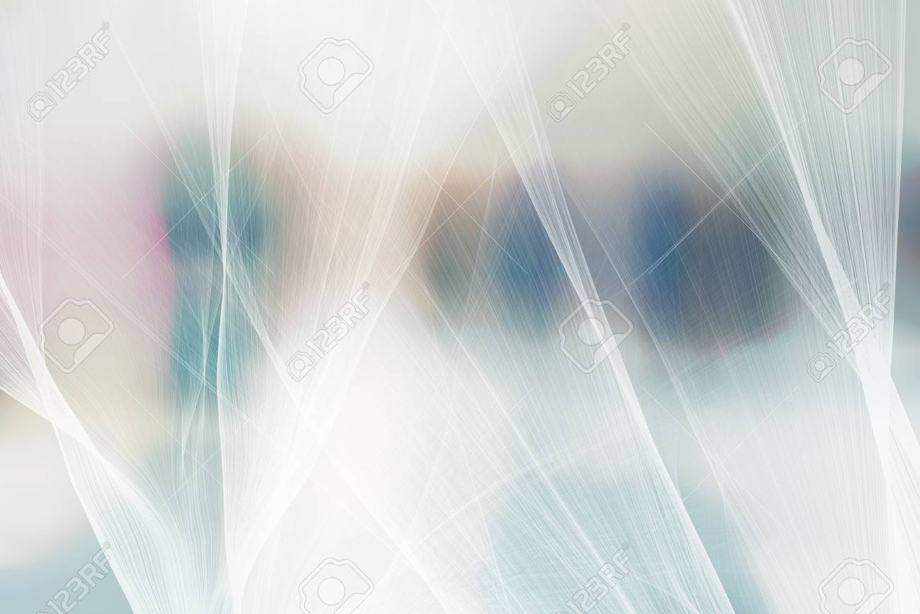 Network technology concept blurred abstract gradient background - 117303259
