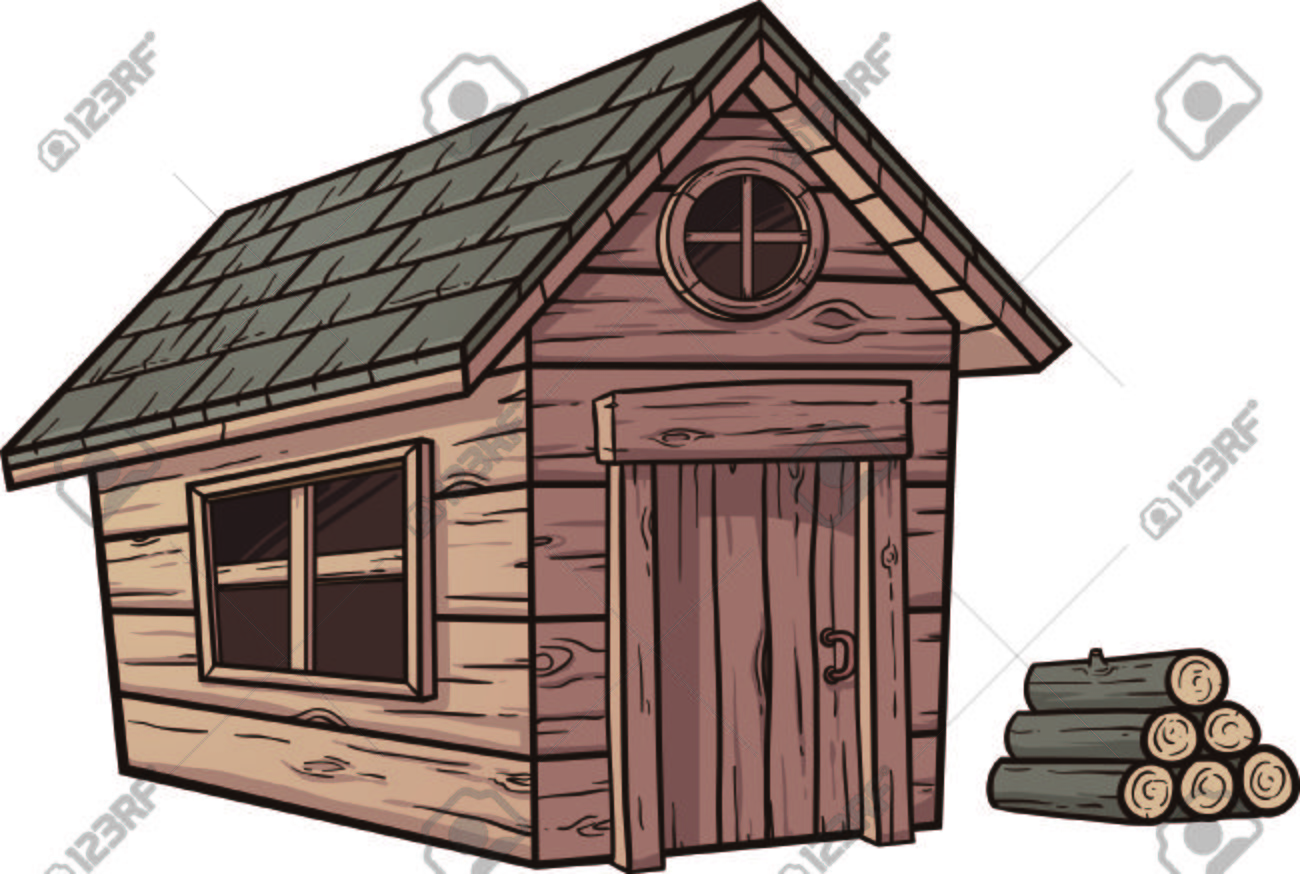 916 Log Cabin Cliparts Stock Vector And Royalty Free