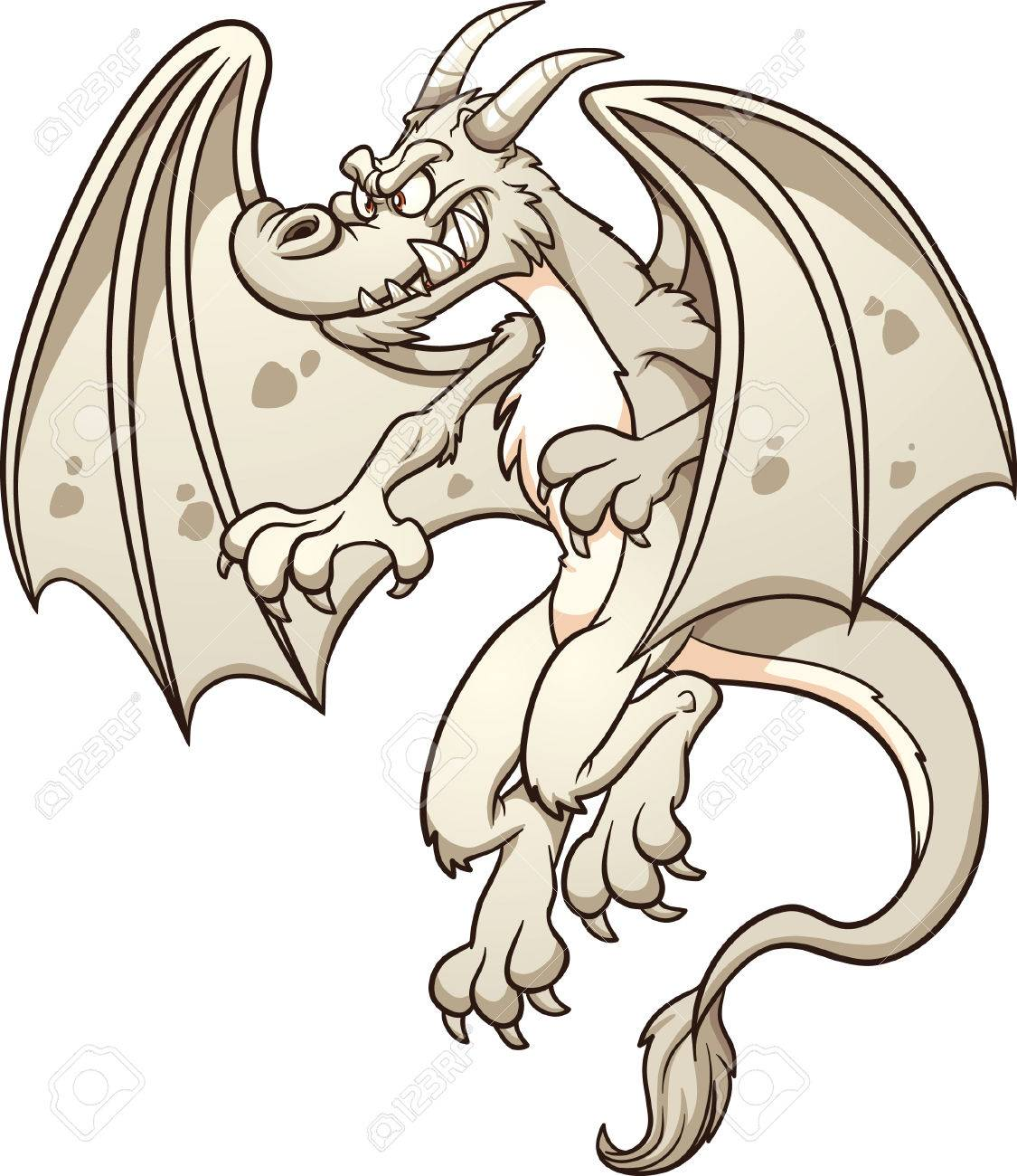 ドラゴン フリー イラスト 龍