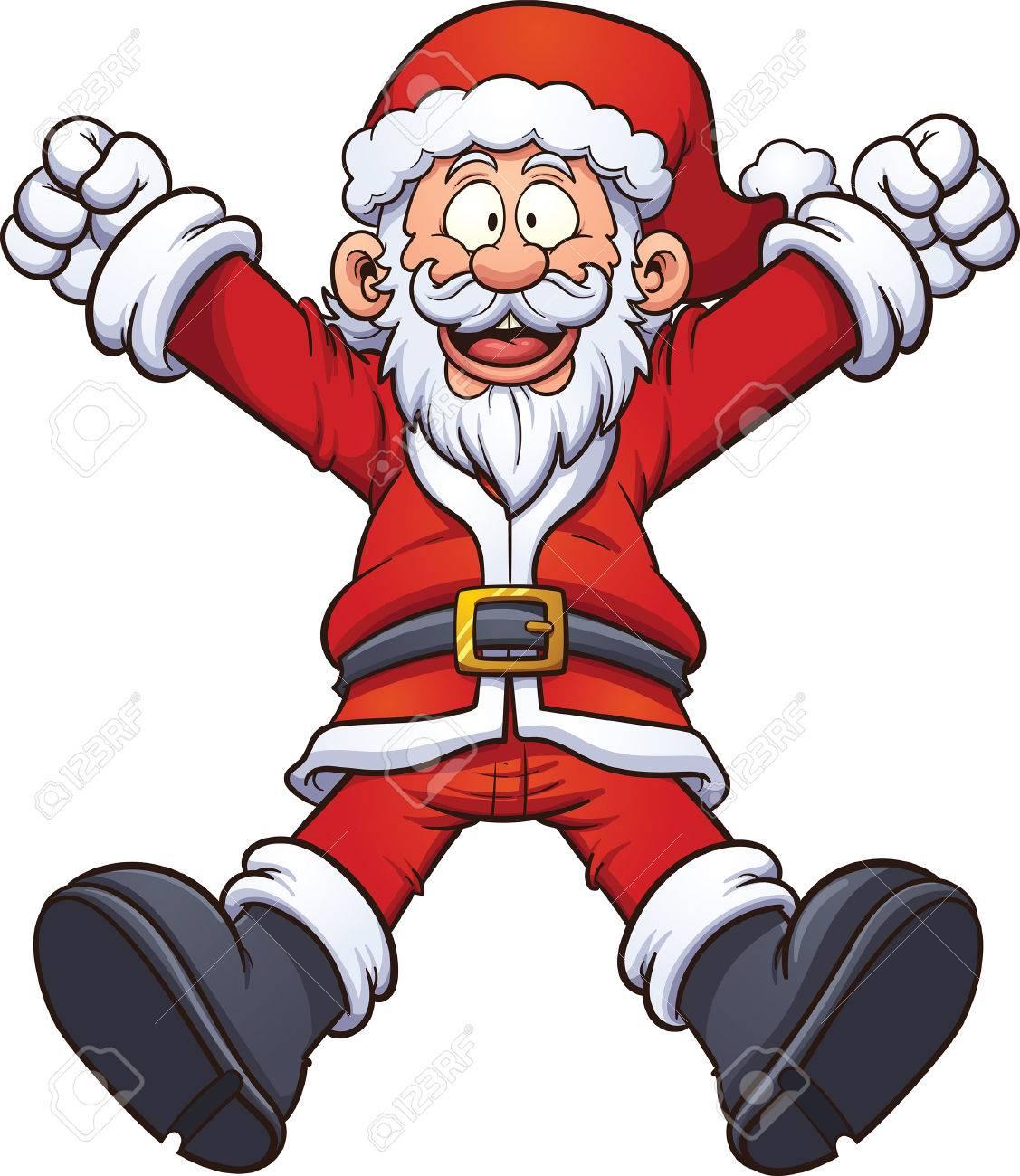 santa claus cartoon stock photos royalty free santa claus cartoon