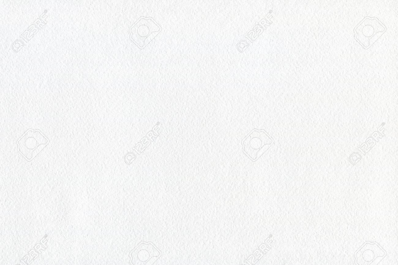 Hi-res watercolor paper texture background. White watercolor paper texture to display your artworks. - 53303139