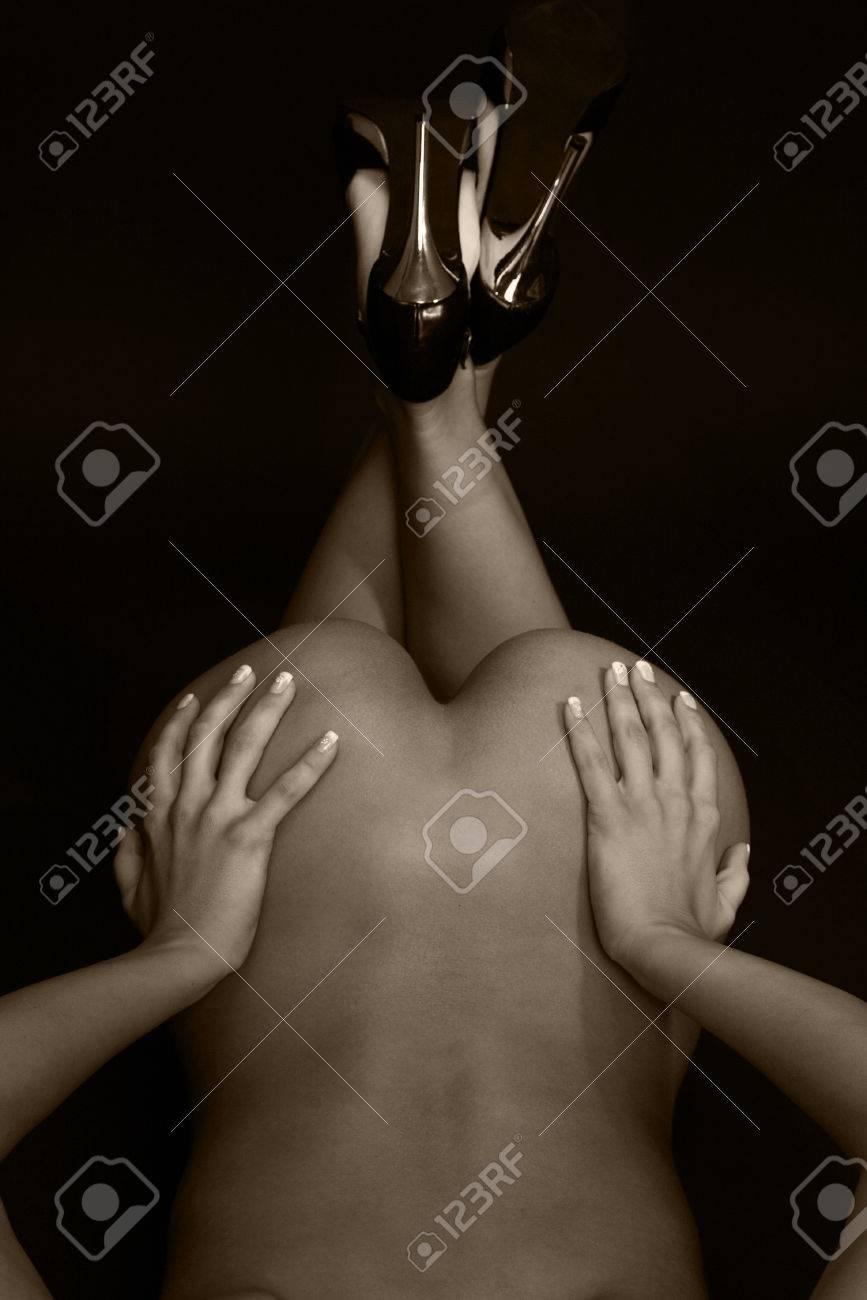 nackte weiber von hinten