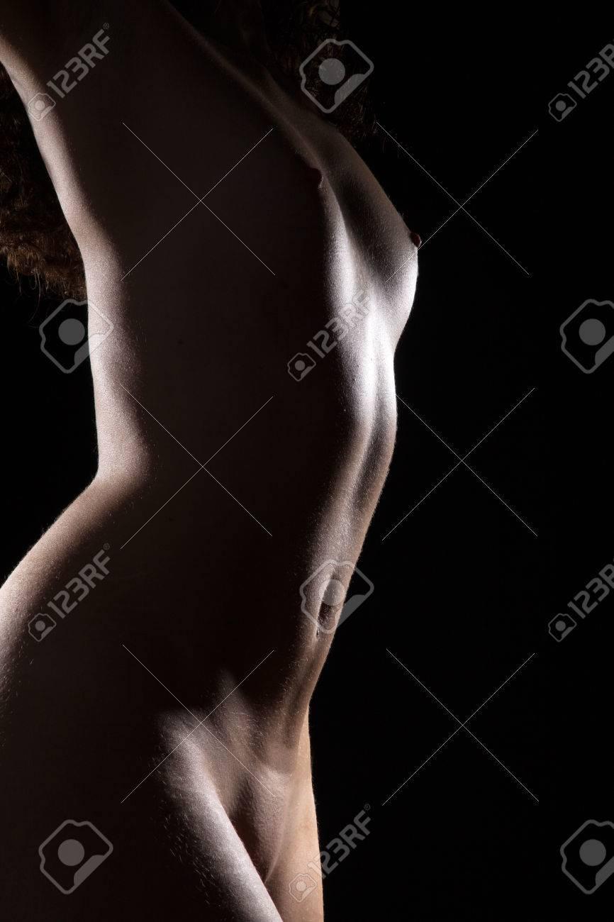 nudo femminile foto nero micio pic s