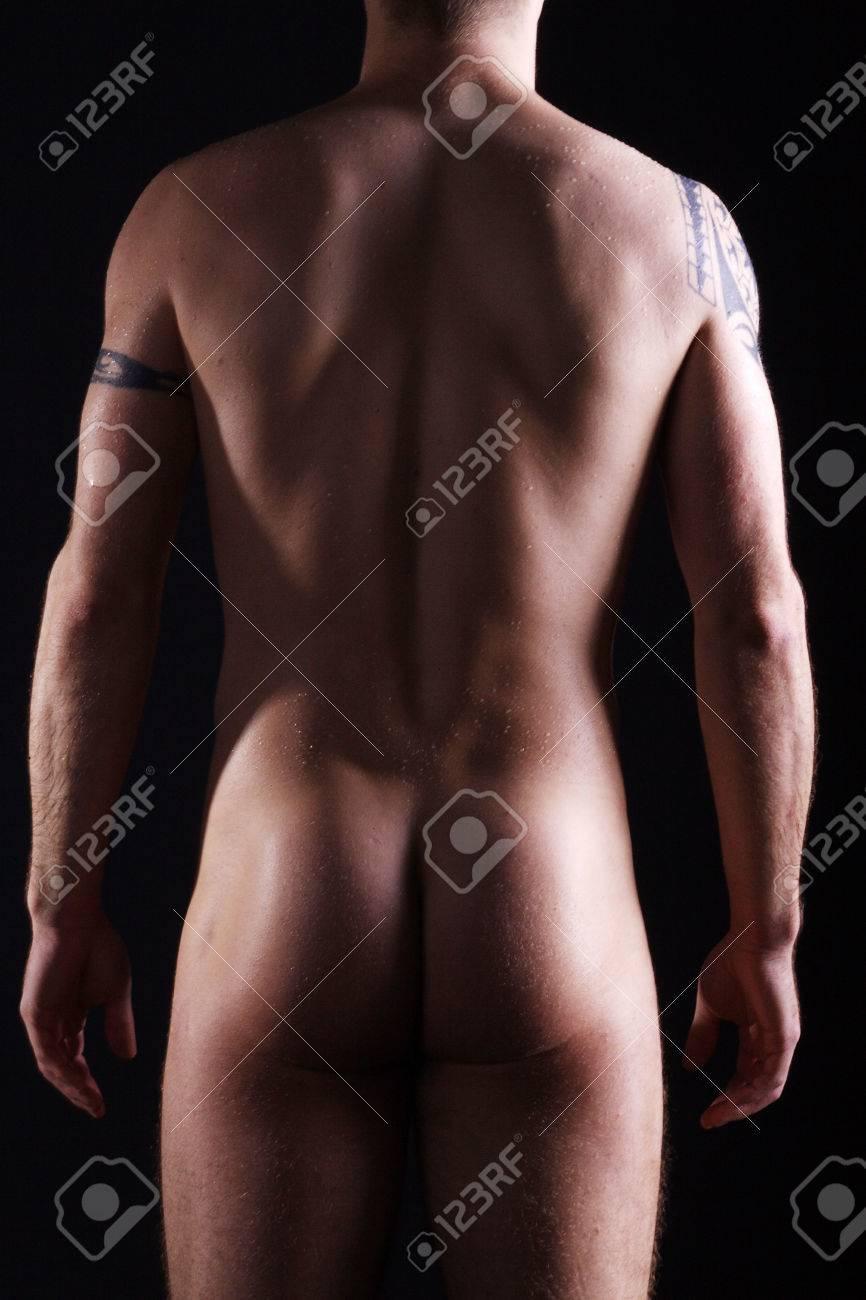 Nackt hinten männer von nackte Männer