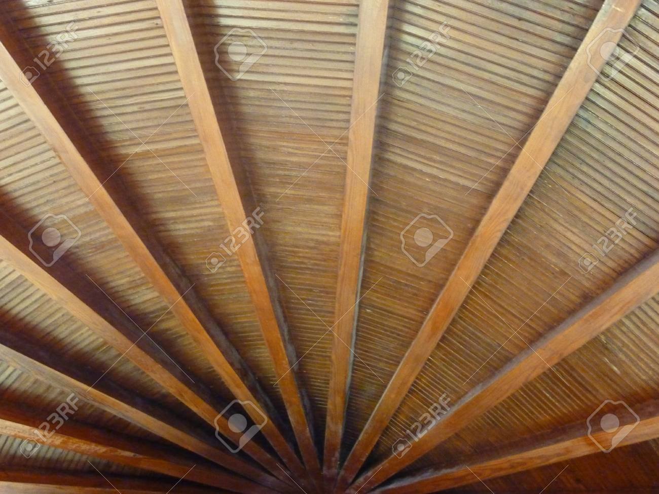 Vaulted Peaked Ceiling Stock Photo - 11644759