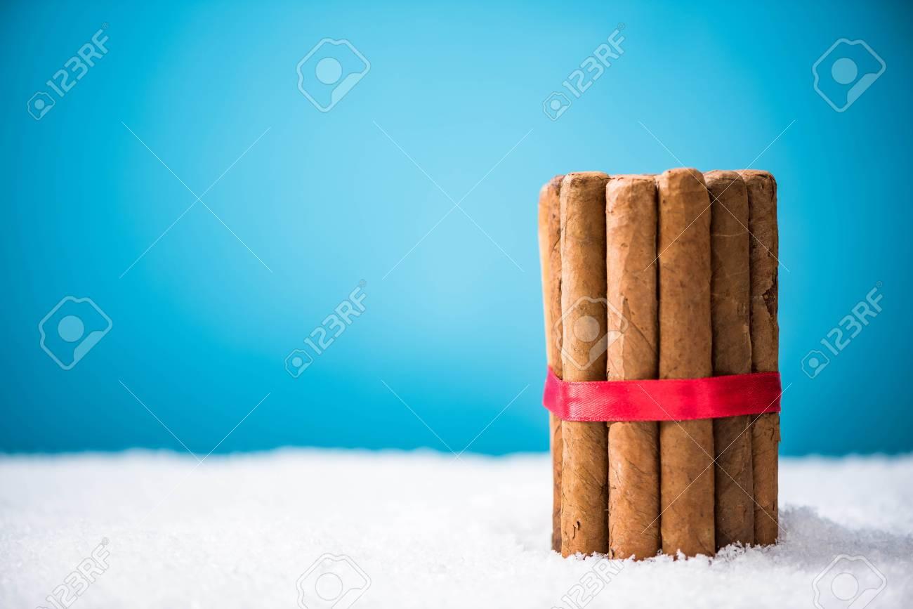 Kubanisches Zigarren-Weihnachtsgeschenk Für Raucher ...