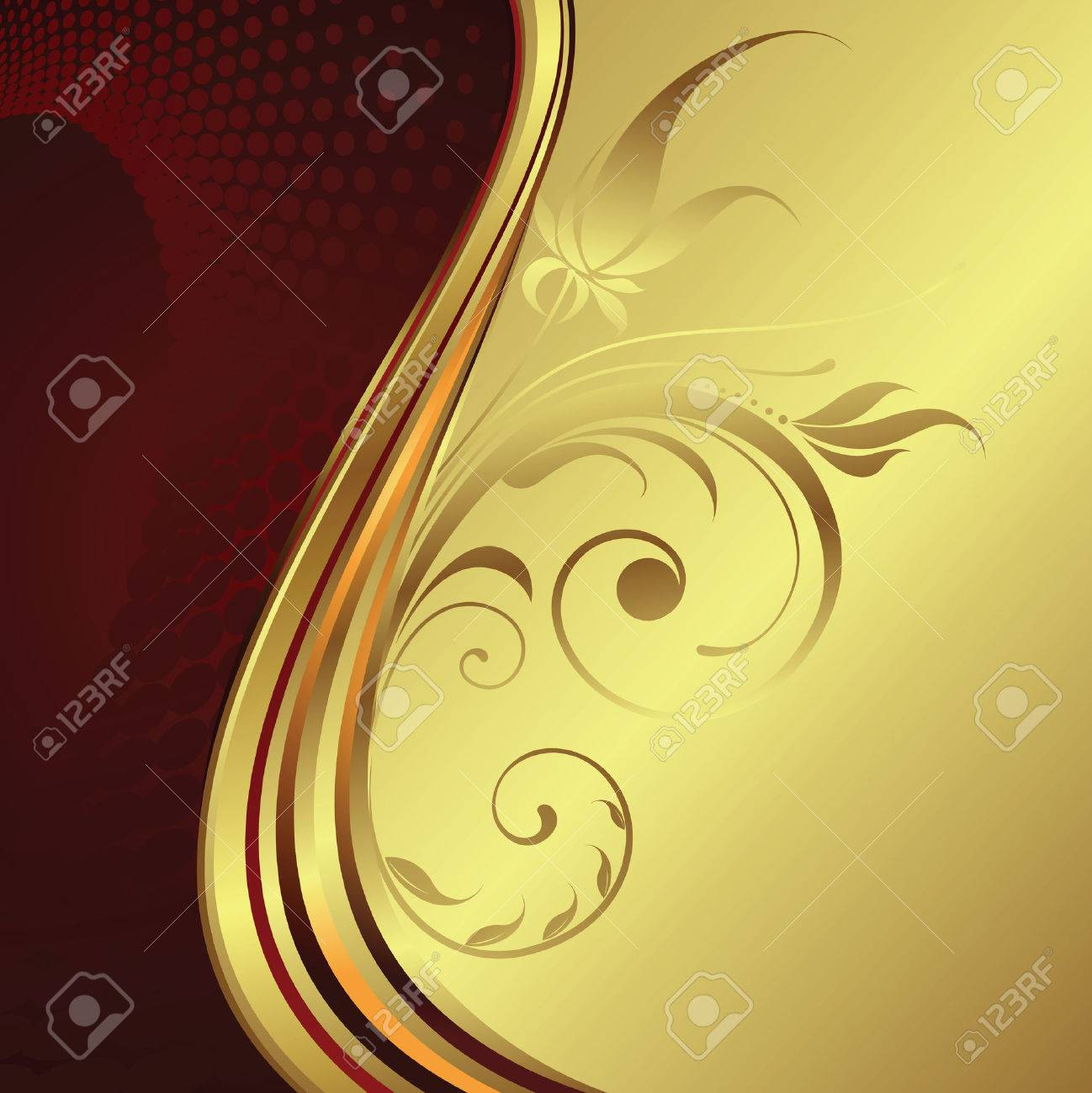elegant background Stock Vector - 2822442