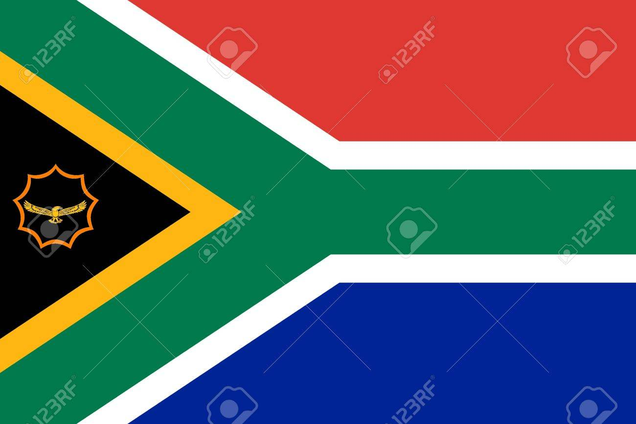 National Flag Of Africa Country World Africa Background Wallpaper