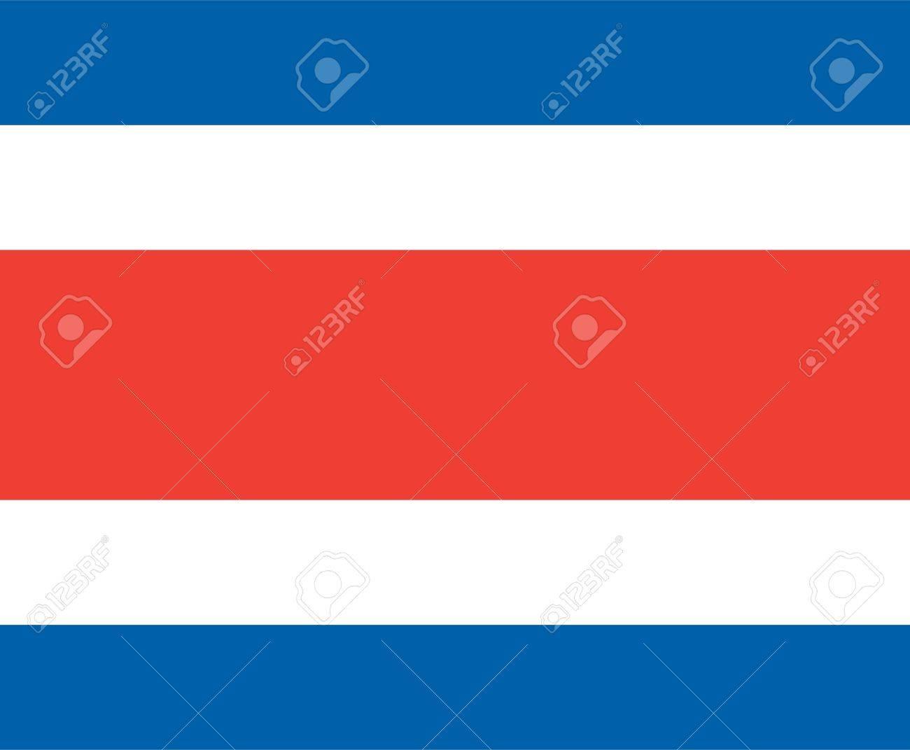 コスタリカ 国旗