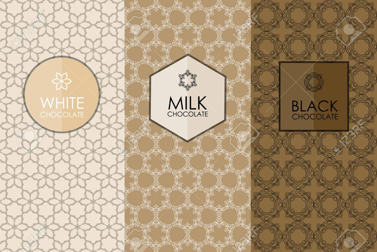 Vector set of templates packaging, label, banner, poster, identity, branding - 56434033