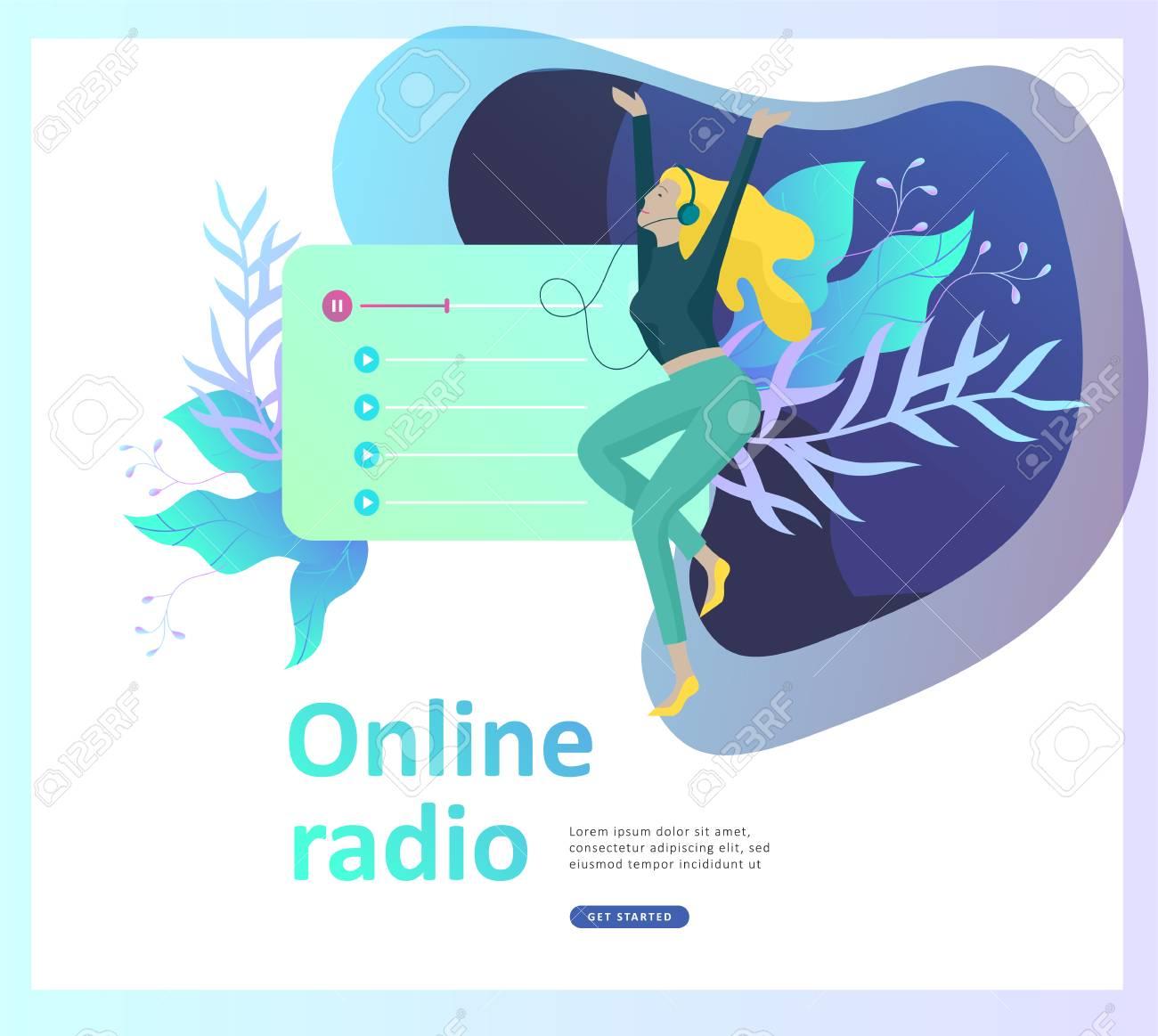 relax radio station