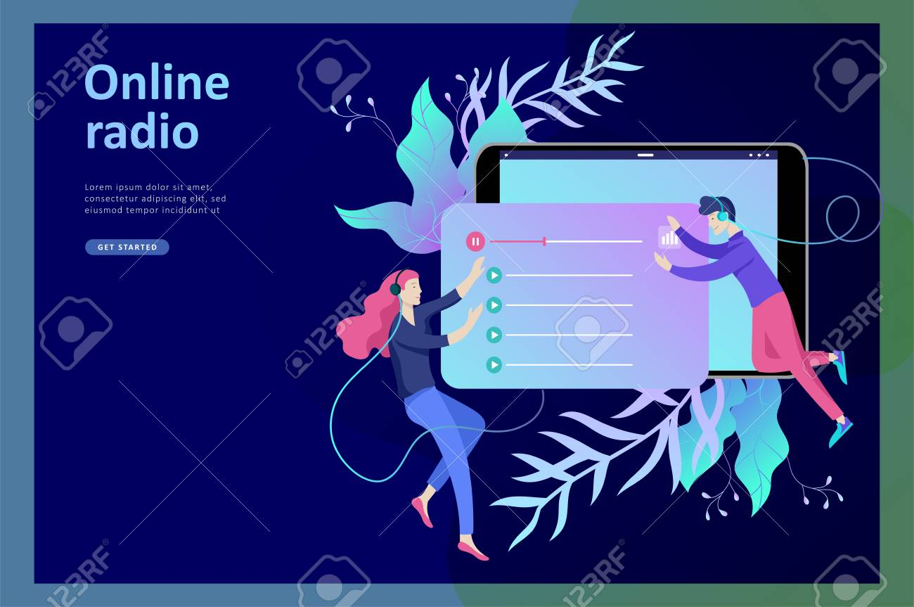 dance music online