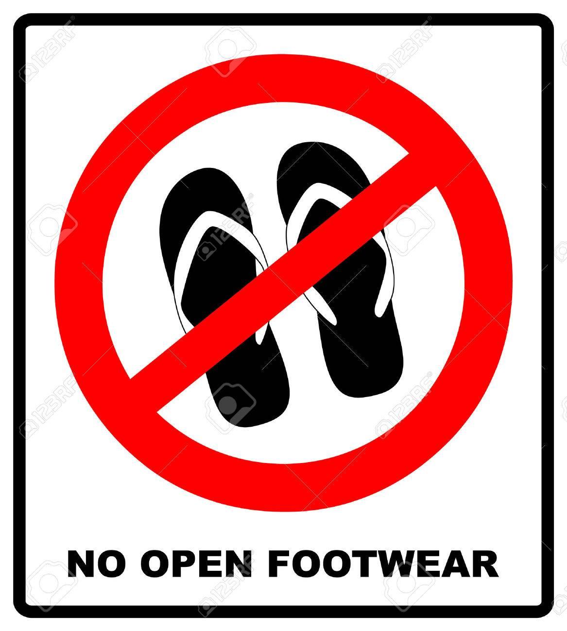 5a59ad81efef23 Vector - Warning banner of no sandals